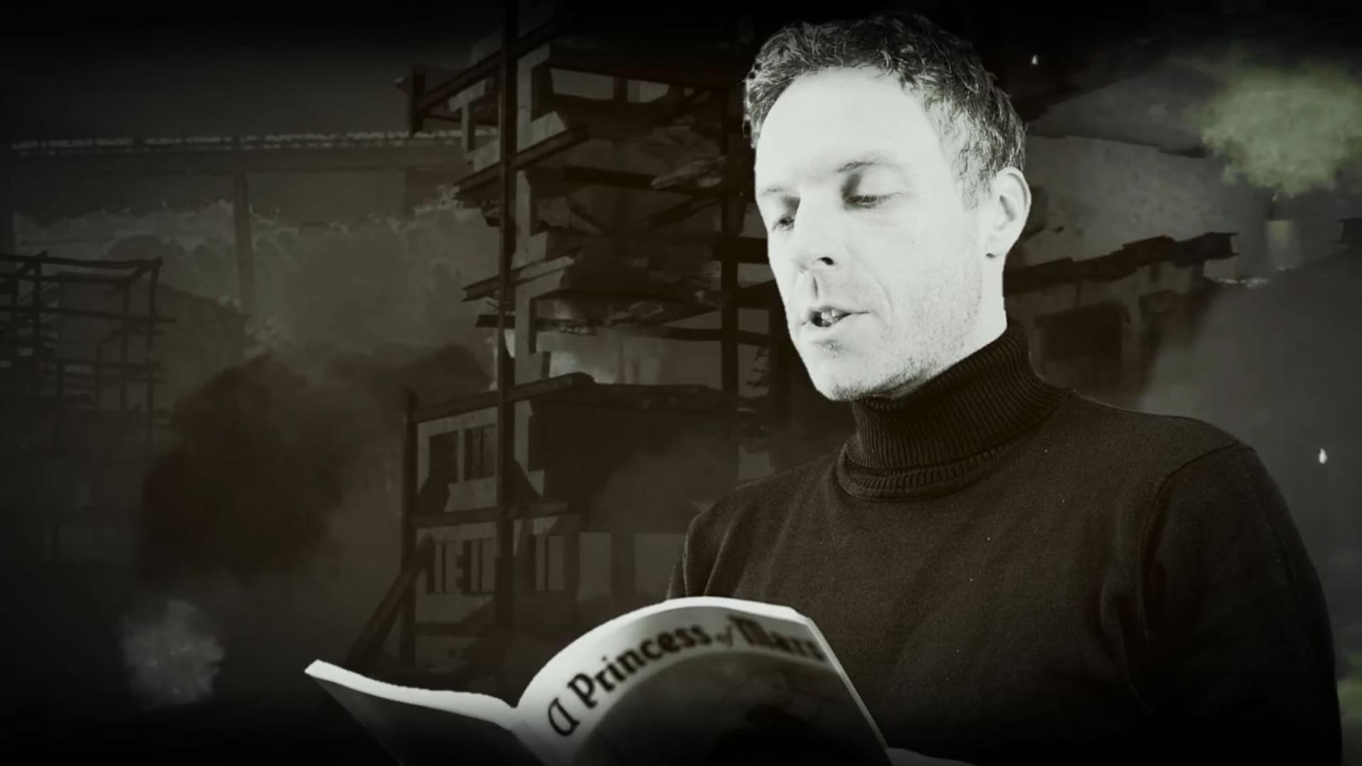 john carter reads